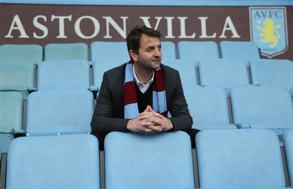 Aston Villa signs Tim Sherwood