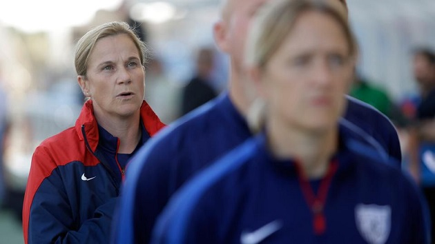 USWNT coach Jill Ellis