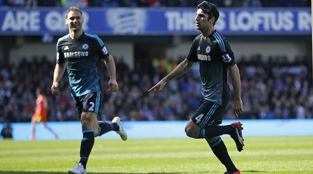EPL Weekend Wrap-up: Chelsea Squeaks By QPR