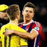 Lewandowski Sinks Former Club Dortmund