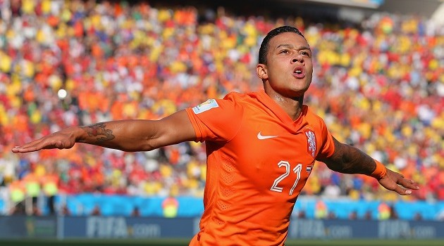 On the Spot: Memphis Depay