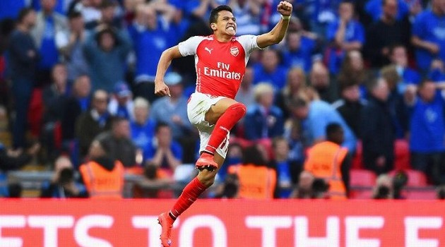 FA Cup Table Set for Arsenal-Villa Final