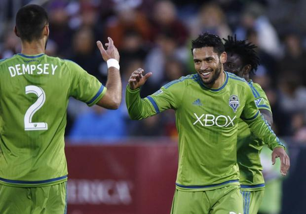 Sounders' Neagle scores