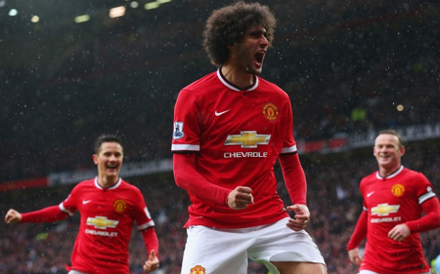 Fellaini for United