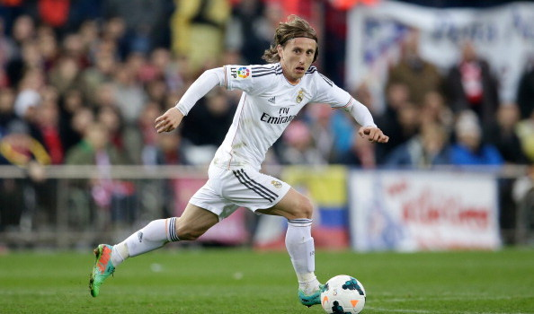 On the Spot: Luka Modric