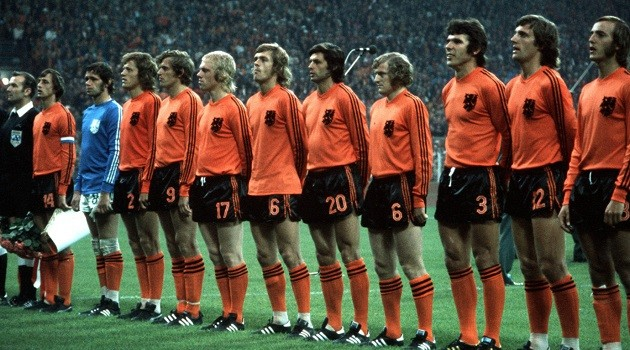 History's Greatest Teams: The Total Football of 1974 Netherlands