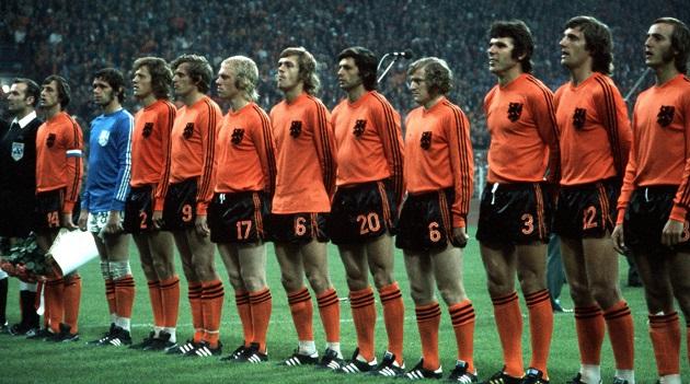 1974 Netherlands