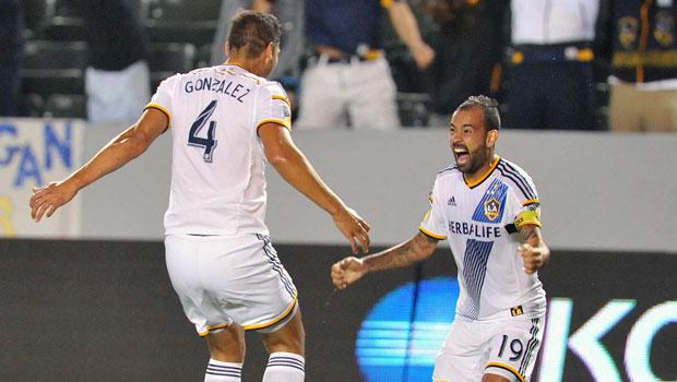 LA Galaxy score 2015