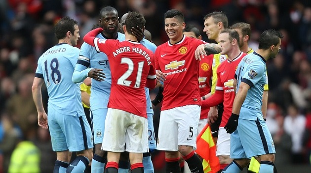 Manchester United defeat City