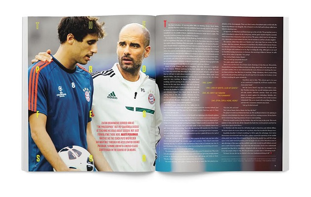 Pep Guardiola Howler article
