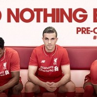 New Balance Leaps Into Soccer with Liverpool Home Jersey for 2015-16
