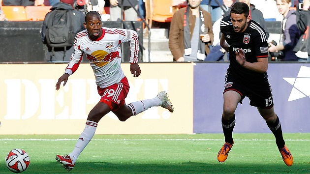 Wright-Phillips vs DC United