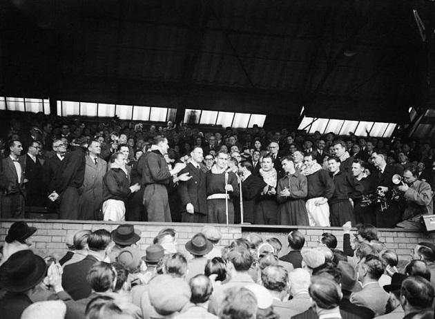 1955 Chelsea win title