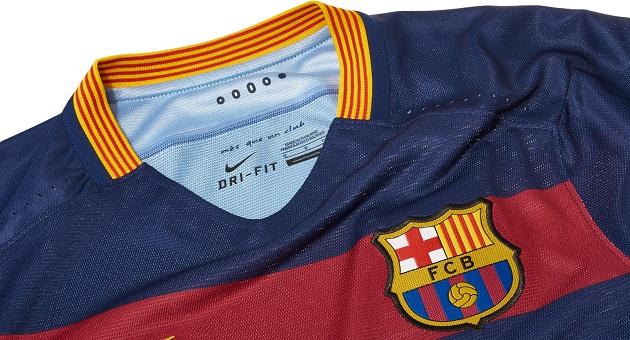 Barcelona Home Jersey 2015-16