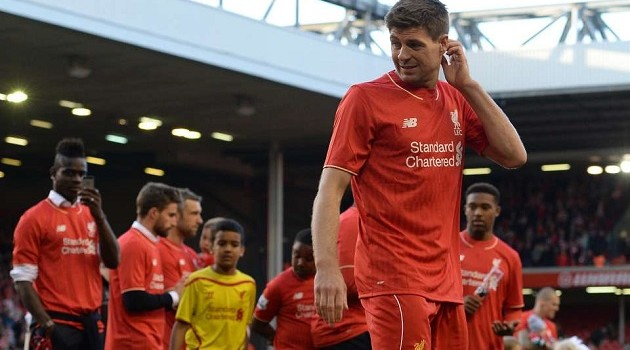 EPL Weekend Wrap-up: Gerrard's Sad Sendoff