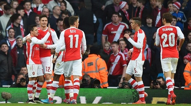 FA Cup Final: Gunners Go for Two
