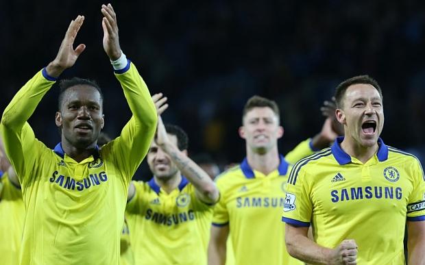 Chelsea prepares to win title
