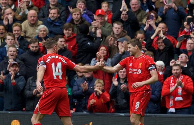 Gerrard and Henderson