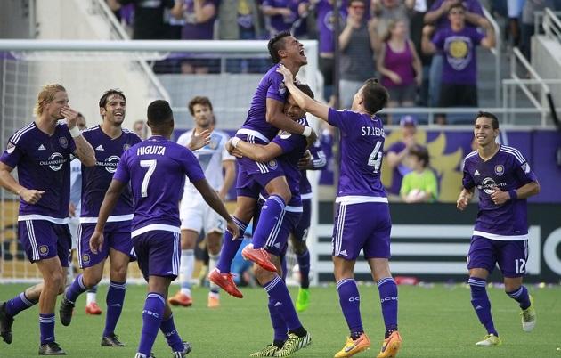 Orlando beats Galaxy