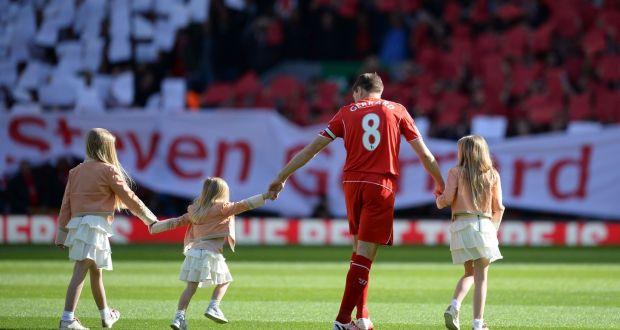 Gerrard's Anfield goodbye