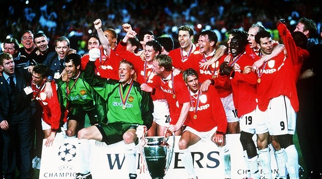 History's Greatest Teams: Treble-Winning 1999 Manchester United