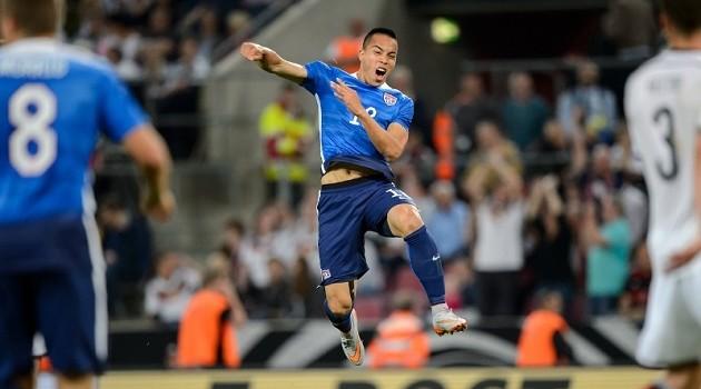 USA 2:1 Germany – BOBBY WOOD Strikes Again