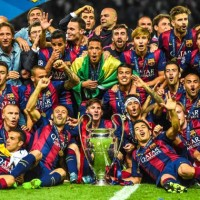 Champions League Final Recap: Barca Claim the Treble