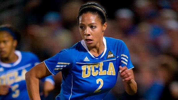 Sydney Leroux at UCLA