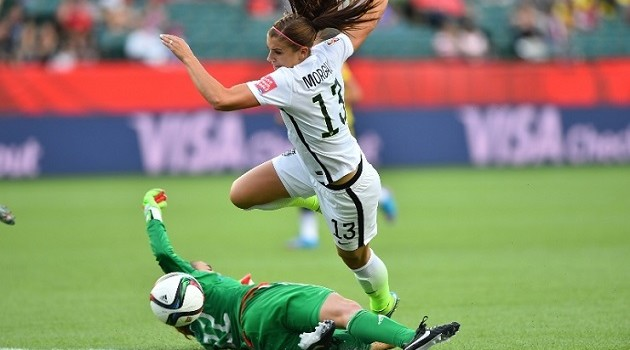 WWC Preview: China Challenges USWNT in Quarterfinals