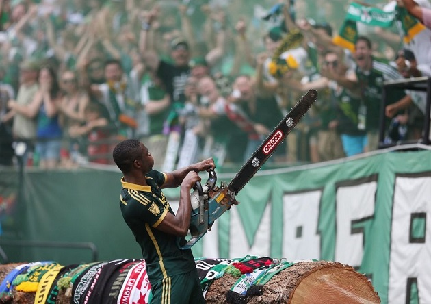 Timbers defeat Sounders