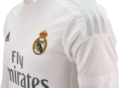 real madrid home jersey 2015-16