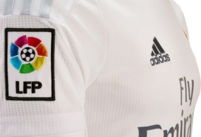 adidas Real home jersey La Liga