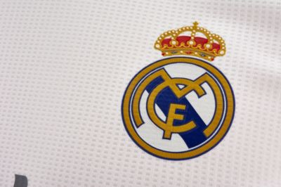 adidas Real Madrdi Home Jersey crest