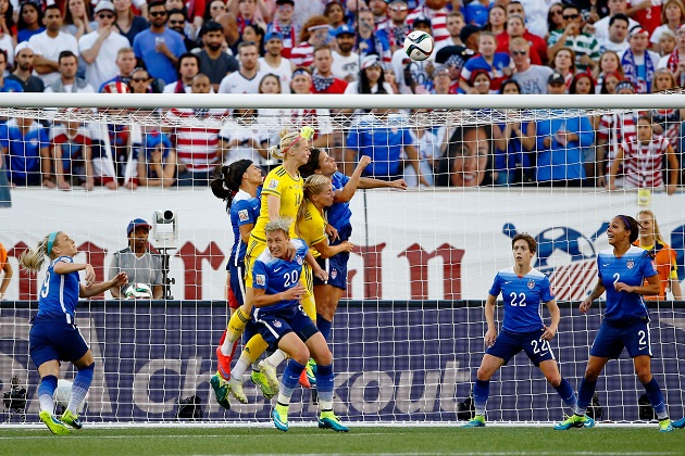 USWNT vs. Sweden