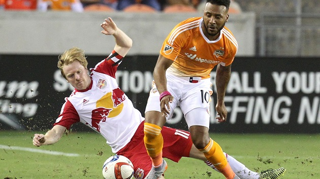 Red Bulls lose to Dynamo
