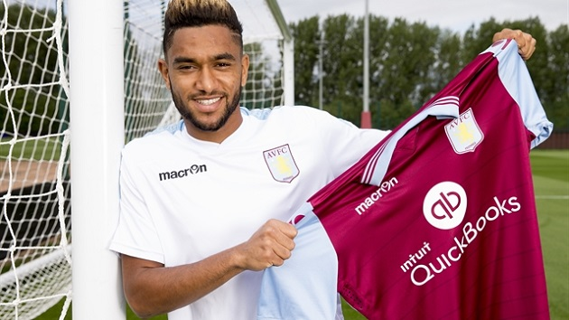 Jordan Amavi signs with Aston Villa