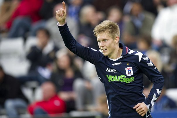 Iceland native Aron Johannsson