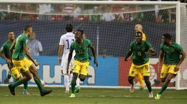 Reggae Boyz Shock USMNT in Gold Cup Semifinal