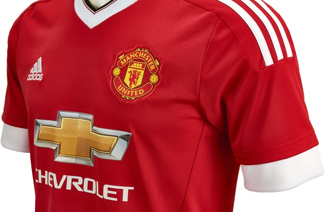 adidas Man United Home Jersey