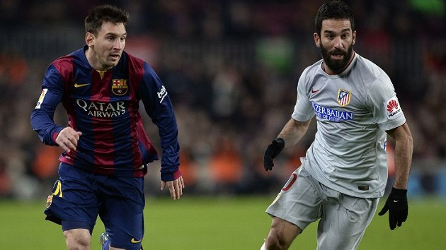 Turan moves to Barcelona