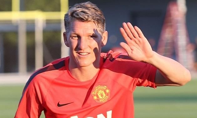 Schweinsteiger for United