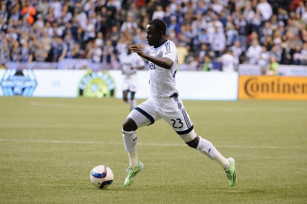 Manneh for Whitecaps