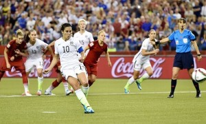Clutch Carli: The Preternatural Cool of Carli Lloyd