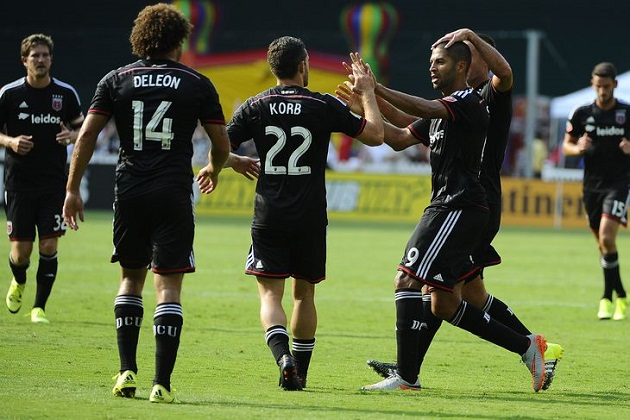 DC United win