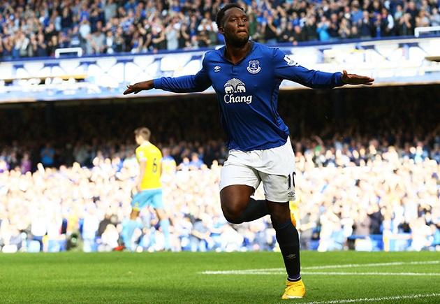 Everton's Lukaku