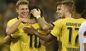 Is Borussia Dortmund Back?