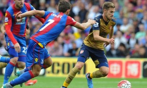 Gunners Go Toe-to-Toe with Liverpool