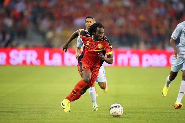 Belgian Romelu Lukaku