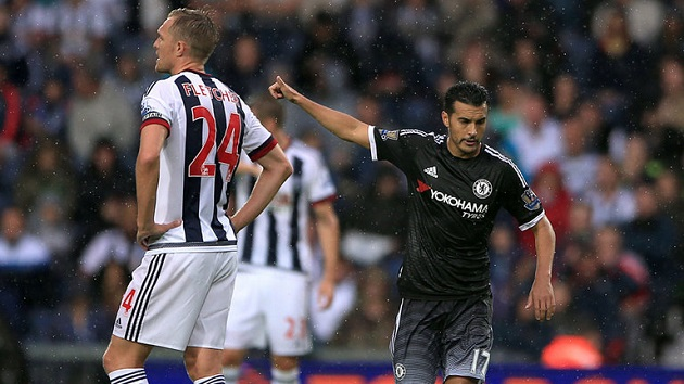Pedro vs. West Brom