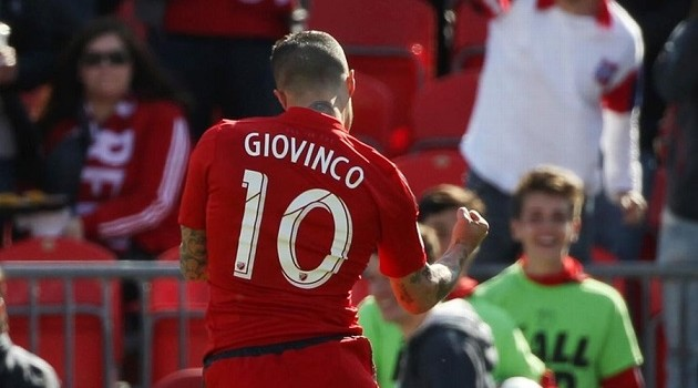 MLS Week 25 Wrap-Up: Giovinco Won't Stop